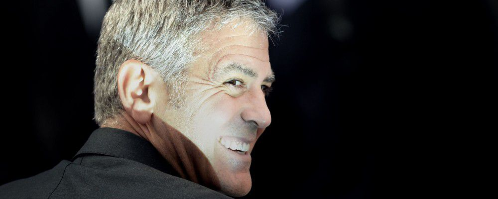 George Clooney, 20 anni dopo E.R. torna in tv con Comma 22