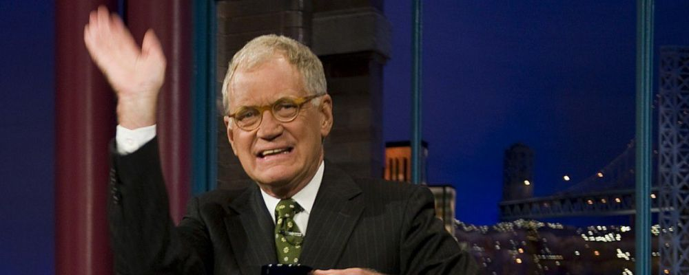 """Thank you and good night"": David Letterman dice addio al Late Show"