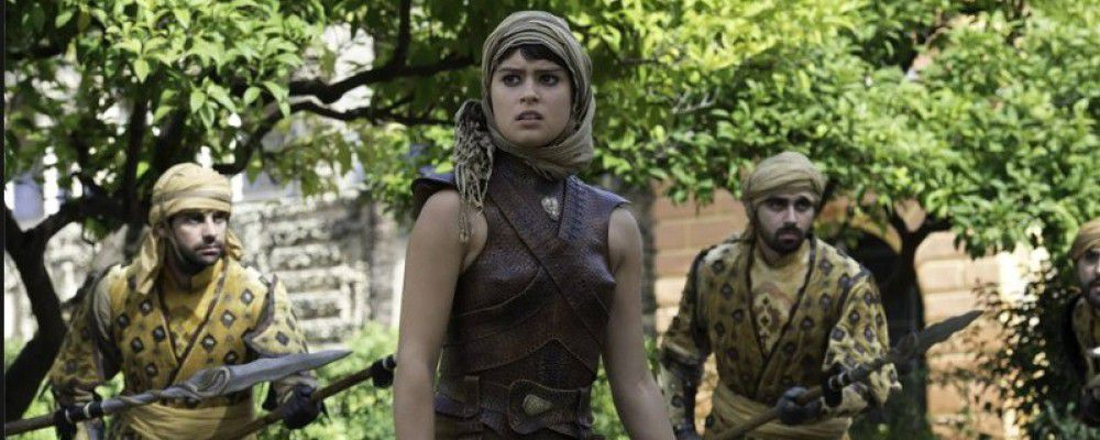 Rosabell Laurenti Sellers, chi è l'attrice italiana di Game of Thrones