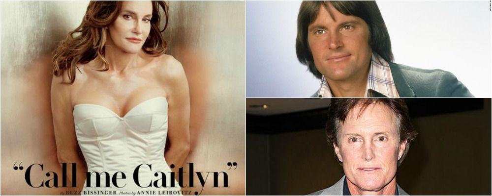 Bruce Jenner sulla copertina di Vanity Fair: 'Chiamatemi Caitlyn'