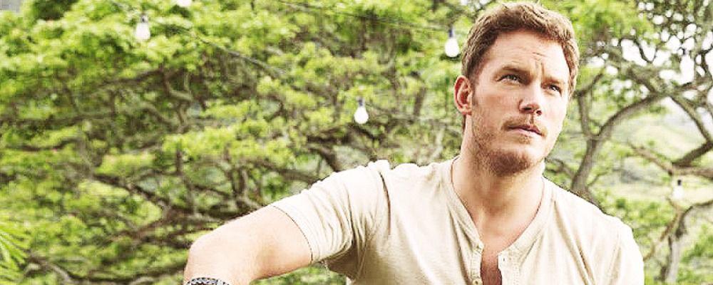 Chris Pratt, da ragazzone goffo a supereroe e sex symbol