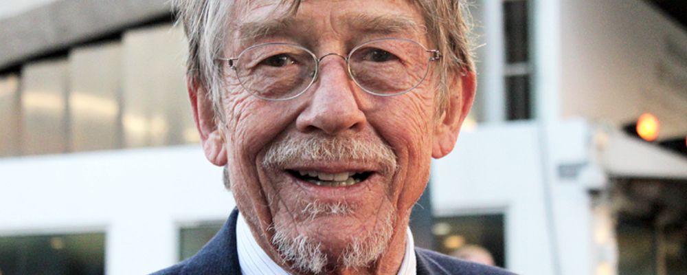 "John Hurt: ""Ho un cancro al pancreas. Ma sono ottimista"""