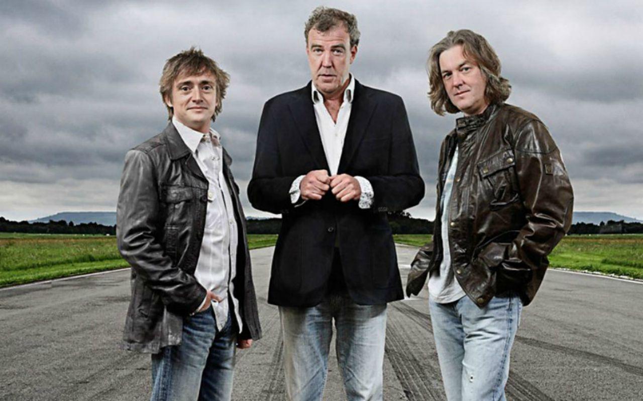 Top Gear, gli anni caldi con le stagioni dalla 15 alla 22 in streaming