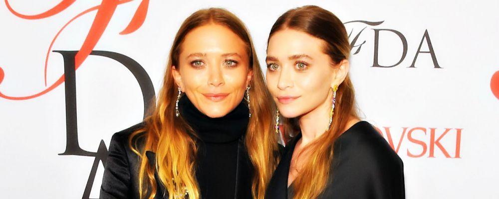 Mary-Kate e Ashley Olsen premiate come stiliste dell'anno