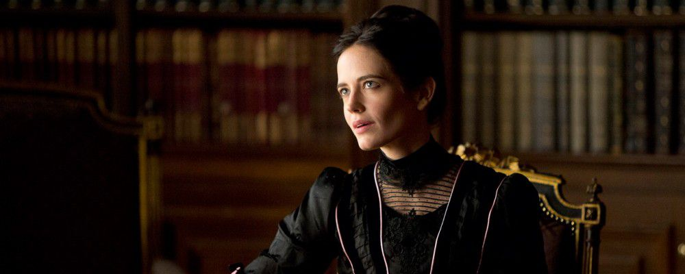 Eva Green con Penny Dreadful corteggia la morte