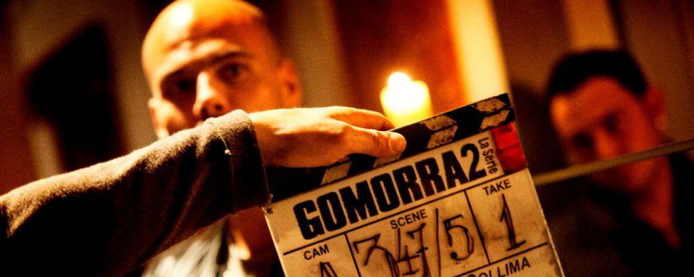 Gomorra, al via le riprese della seconda stagione