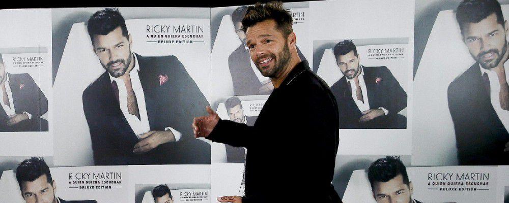 Ricky Martin, tutto l'amore di un papà dichiaratamente gay per i suoi due figli
