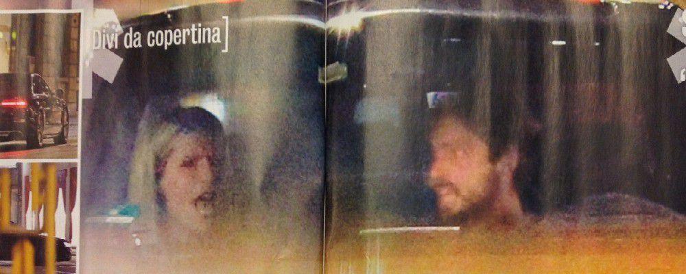 Michelle Hunziker e Tomaso Trussardi è crisi: litigio in auto