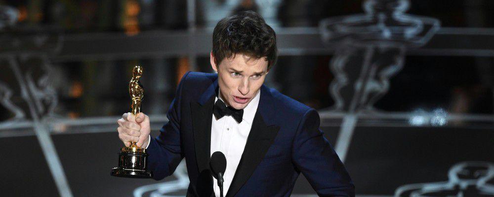 Eddie Redmayne, un premio Oscar per lo spin off di Harry Potter