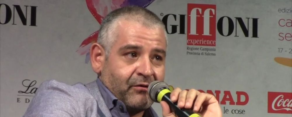 Fortunato Cerlino: 'Diventare Pietro Savastano vuol dire lavorare con la morte'
