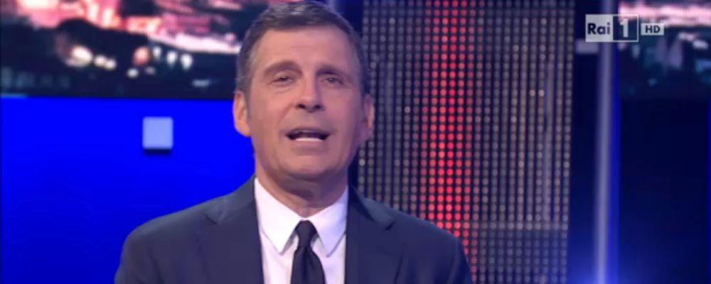 Malore per Fabrizio Frizzi, salta la puntata de L'eredità