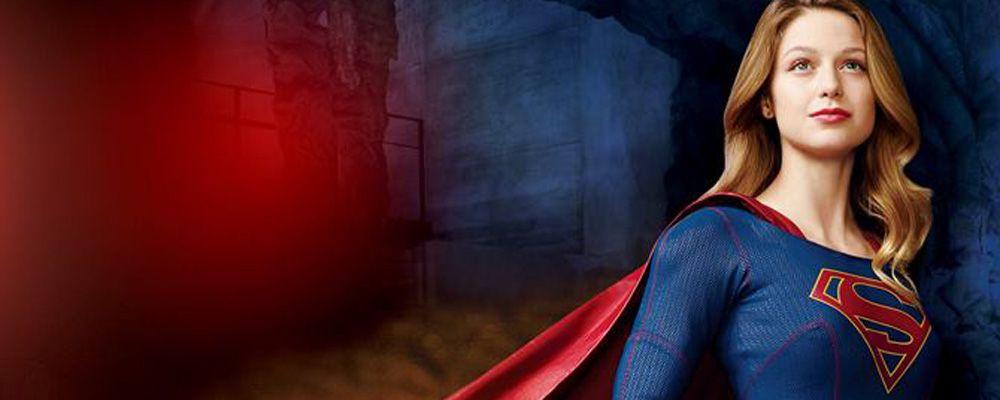 """Melissa Benoist: """"La mia Supergirl parla ai ragazzi di oggi"""""""