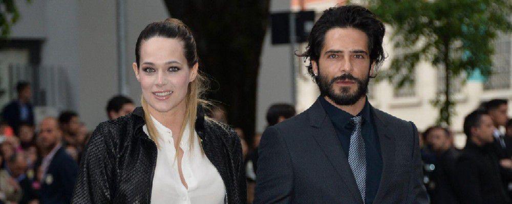 Laura Chiatti e Marco Bocci: è nato Pablo, secondogenito della coppia