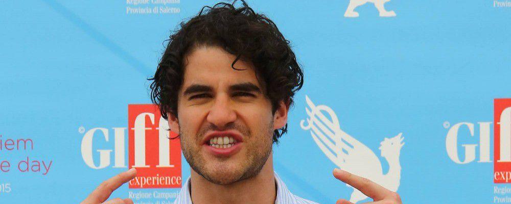 Darren Criss al Giffoni: da Glee a Smitten il film ambientato in Italia