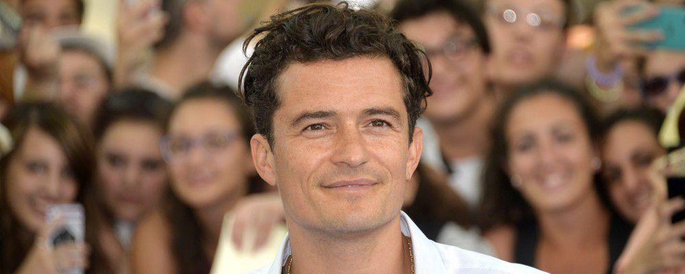 Orlando Bloom: 'Sto sviluppando una serie tv, ma prima vedrete mio figlio in Pirati dei Caraibi 5'