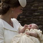 Il battesimo della principessa Charlotte: nessun reale fra i padrini