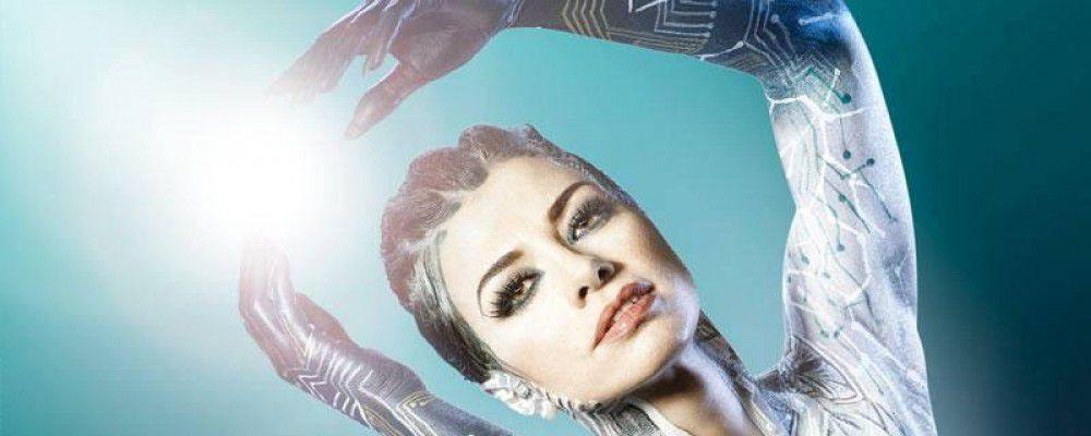 Dolcenera, un bodypainting rivelatore per il nuovo album