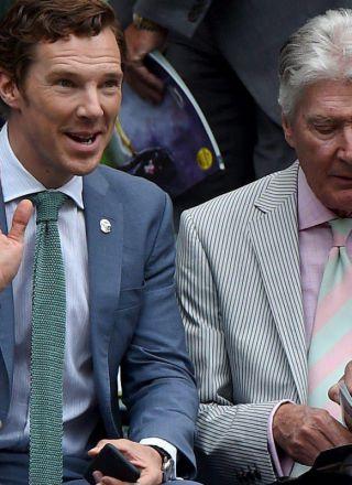 Wimbledon, parata di star sugli spalti della finale