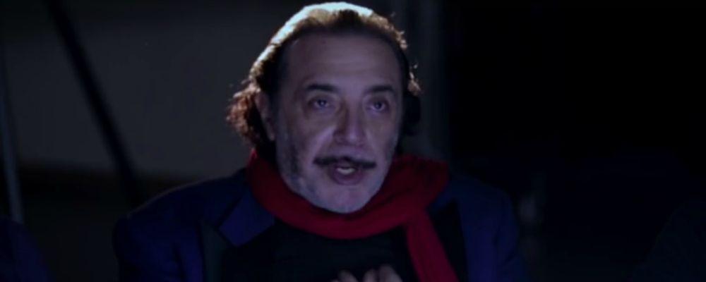 Cast Away, quanto è difficile fare l'attore con un regista come Nino Frassica