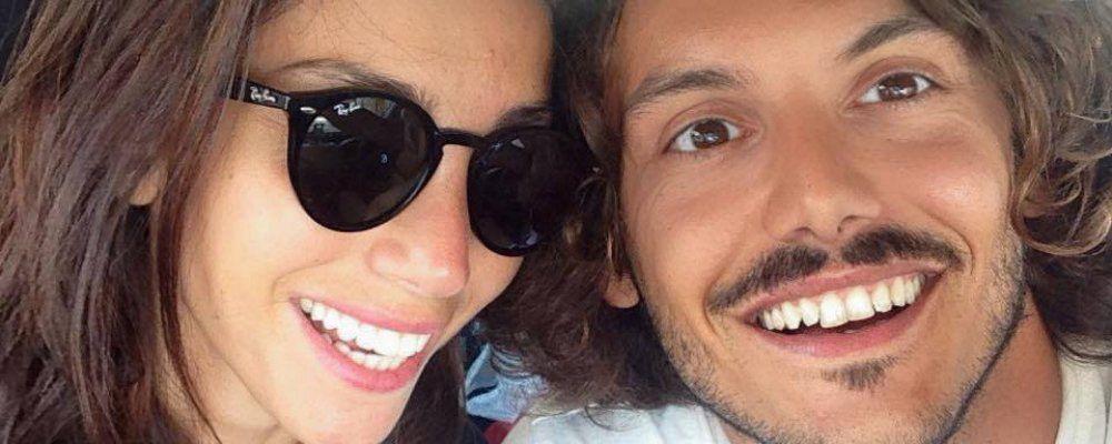 Grande Fratello, Chicca Rocco e Giovanni Masiero sono diventati genitori: è nata Ginevra