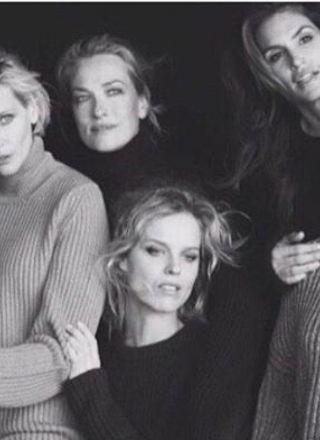 The Reunion, riecco Cindy Crawford, Eva Herzigova, Helena Christensen, Tatiana Patitz, Nadja Auermann, Karen Alexander
