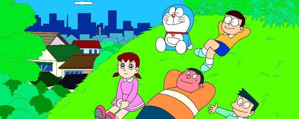 Doraemon, tornano restaurati il gatto-robot del XXII secolo e Nobita