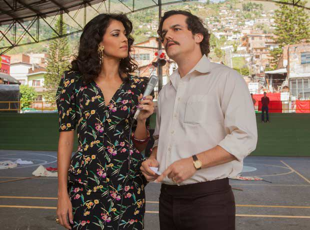Valeria Velez - Narcos
