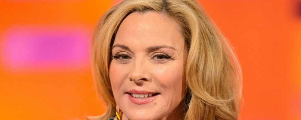 Kim Cattrall, Samantha di 'Sex and The City', rinuncia a una produzione teatrale per problemi di salute