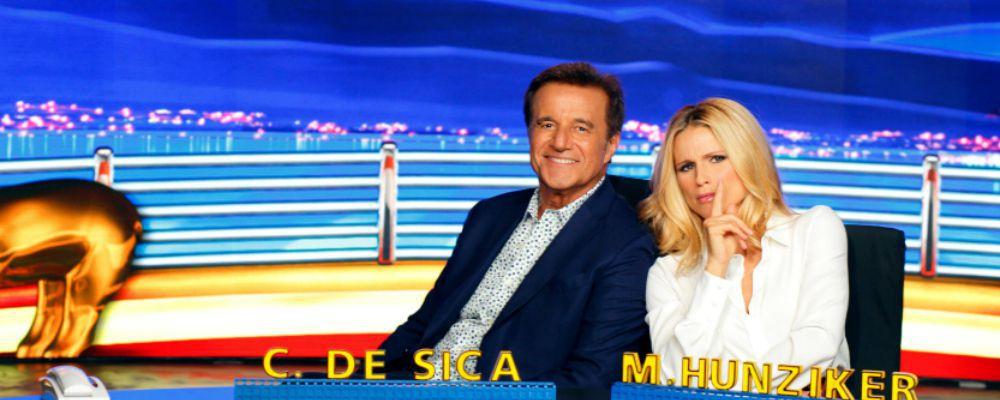 Striscia la Notizia: arriva Christian De Sica al fianco di Michelle Hunziker