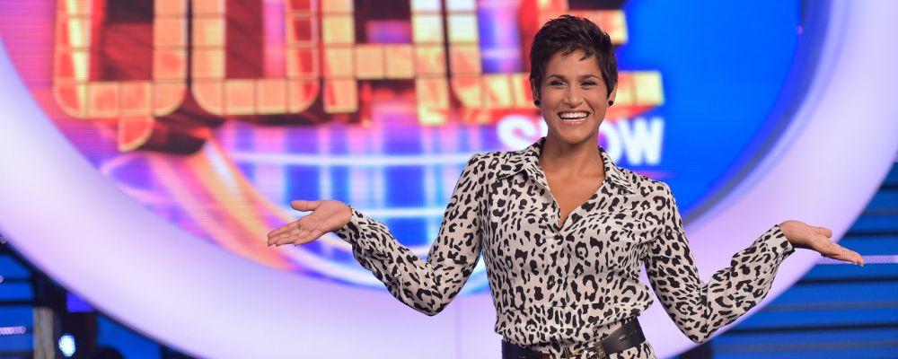 Karima condannata, 20mila euro di risarcimento al maestro Menicagli per il brano di Sanremo 2009