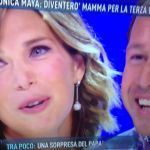Domenica Live e i fiori d'arancio: Veronica Maya dice sì in diretta e Diego Maradona Jr. presenta sua moglie
