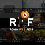 Roma web fest 2015, prove tecniche di Carosello 2.0