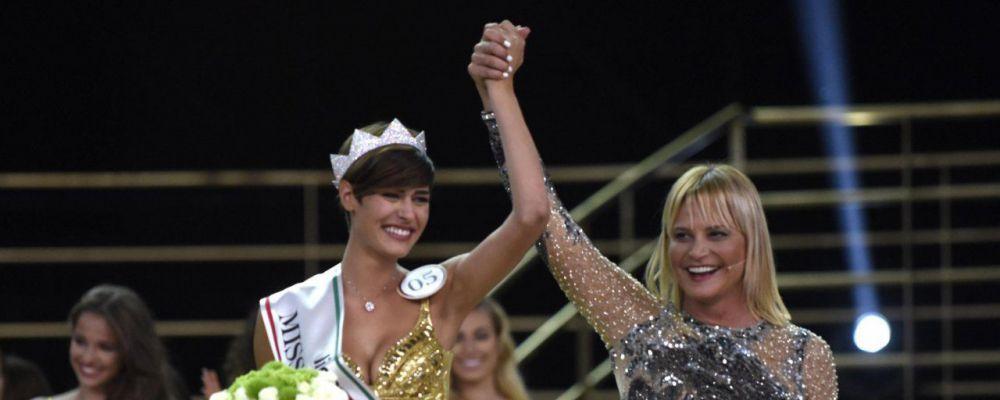 Miss Italia ritorna su La7, l'ad e Simona Ventura difendono Alice Sabatini
