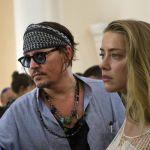Johnny Depp replica alle accuse di Amber Heard: 'Non sono un uomo violento'