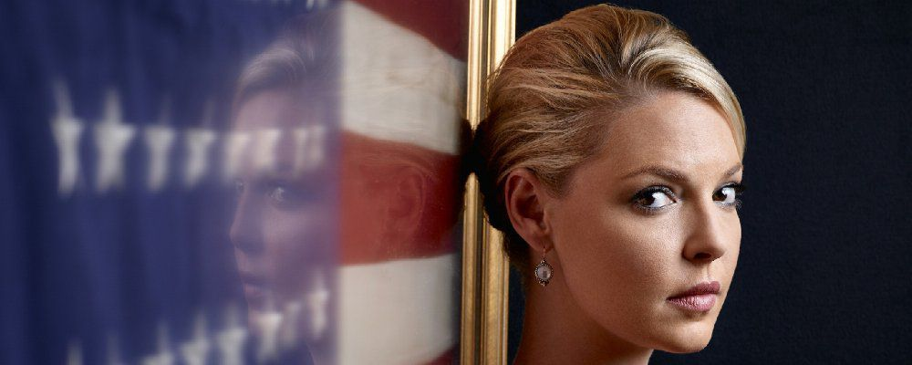 Katherine Heigl, da medico di Grey's Anatomy analista della Cia per State of Affairs