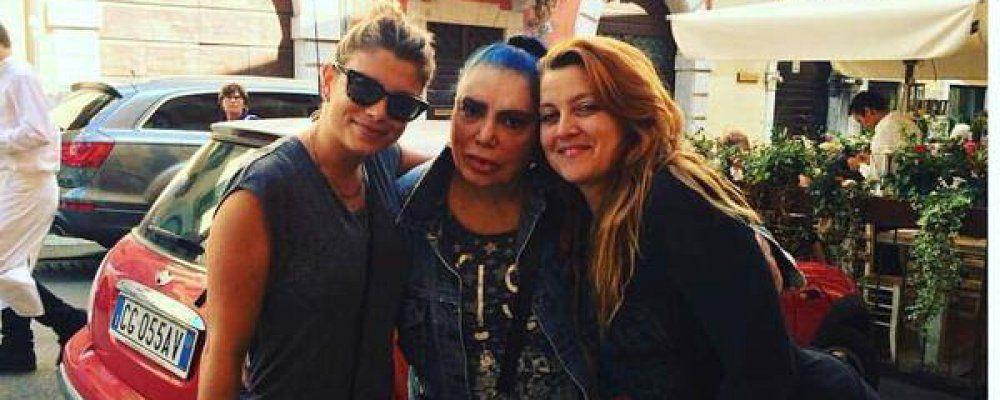 Emma Marrone con Loredana Bertè e Noemi insieme per Fiorella Mannoia