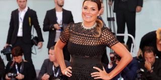 Alena Seredova sul red carpet a Venezia: da sola e in total black