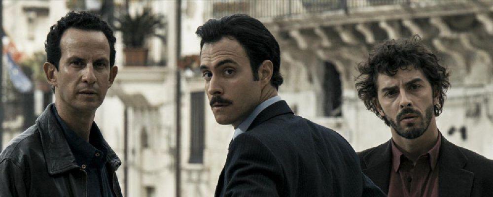 Il giovane Montalbano, al via la seconda stagione con 'L'uomo che andava appresso ai funerali'
