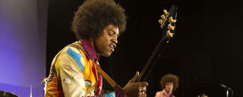 Serata Jimi Hendrix, su Sky due film per ricordare il genio del rock