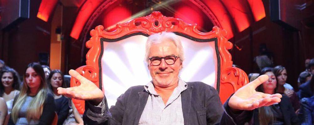 Il boss dei comici, Tullio Solenghi: 'La nuova comicità è donna'