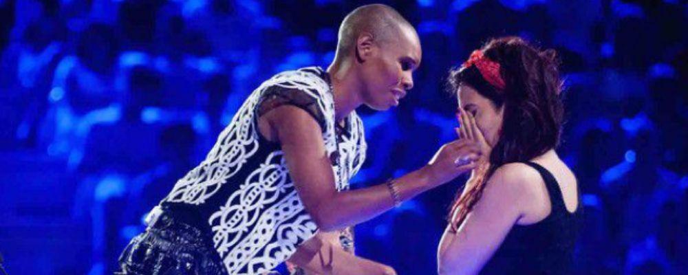 Skin in lacrime: il pianto emozionato del giudice di X Factor 9