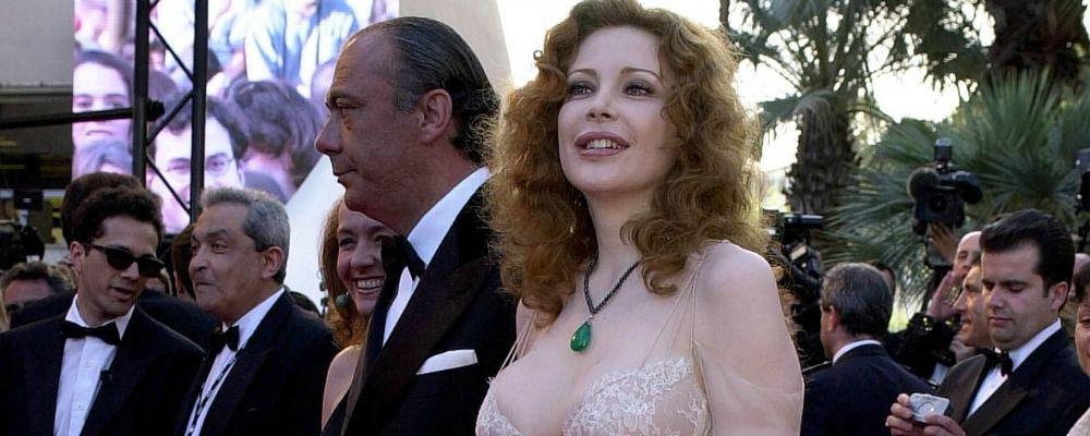 Francesca Dellera, 50 anni di amori: da Christopher Lambert a Emanuele Filiberto