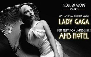 American Horror Story Hotel: le foto della contessa Lady Gaga