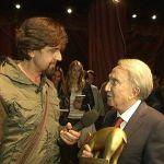 Striscia la notizia, Tapiro d'oro a Emilio Fede per la sua biografia
