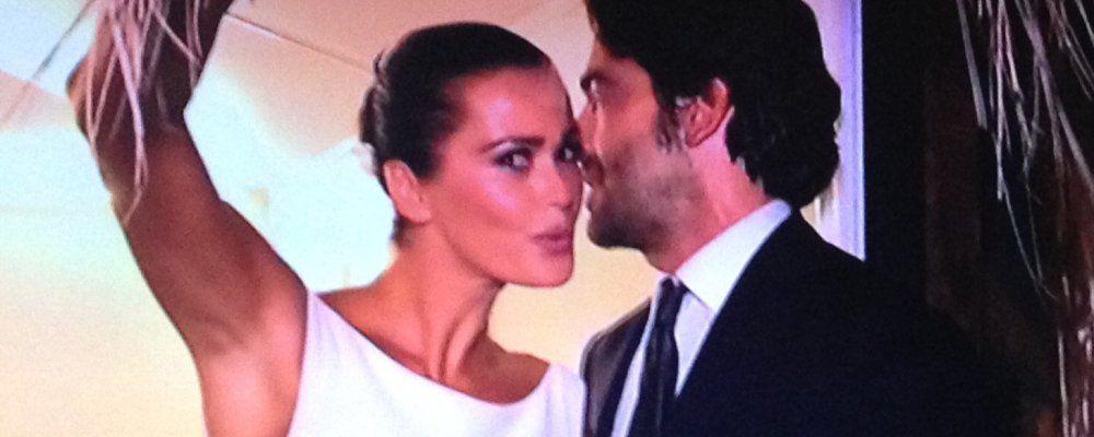Samantha De Grenet e il matrimonio con Luca Barbato: 'la cosa più incredibile è stata l'emozione di mio figlio'