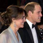 Spectre, alla prima di 007 con Daniel Craig anche William e Kate