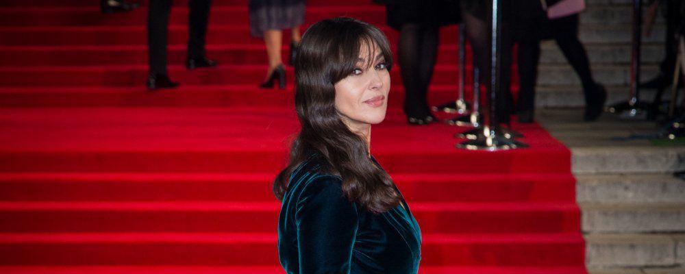 Monica Bellucci madrina del Festival di Cannes 2017