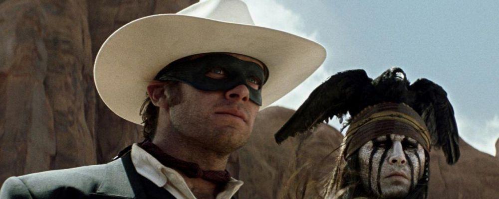 The Lone Ranger: cast, trama e curiosità del western atipico con Johnny Depp