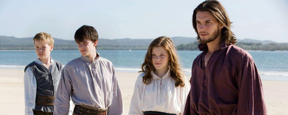 Le cronache di Narnia: Il viaggio del veliero, in prima tv Italia1 il terzo capitolo della saga