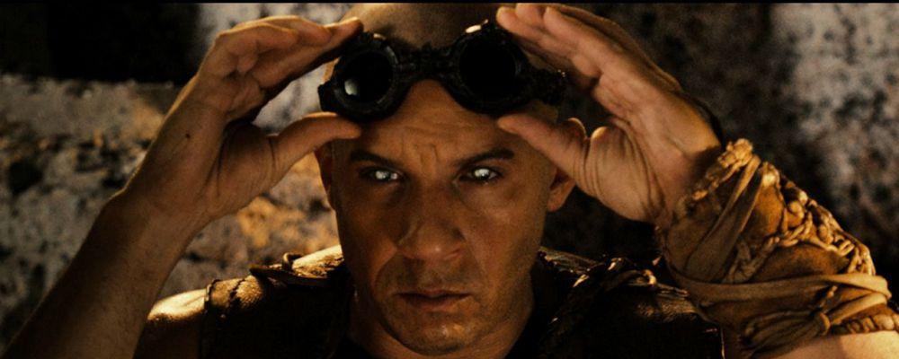 Vin Diesel porta il criminale spaziale Riddick in tv, terza stagione per Fargo